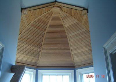 Shedlarz Tower Ceiling