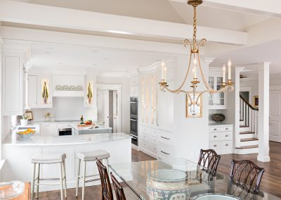 Kitchen Design by Classic Kitchen. Photo by Dan Cutrona.